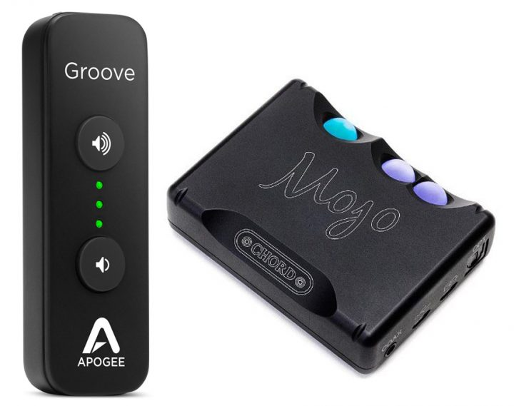 Apogee Groove vs Chord Mojo