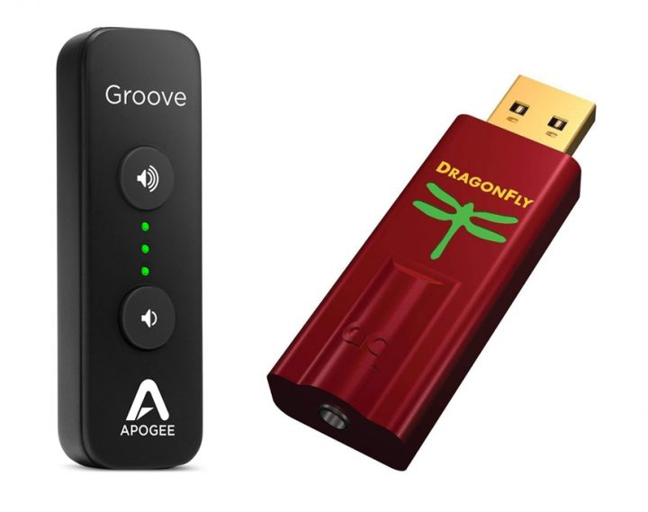 Apogee Groove vs Dragonfly Red