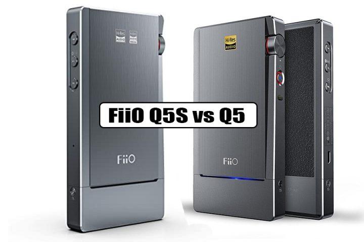 FiiO Q5S Vs Q5